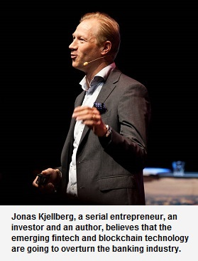 Co-creator of Skype Jonas Kjellberg: Disruption ahead – fintech is about to change the payments scene