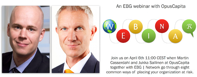 EBG Webinar: Avoiding risk and fraud from a cash management and purchase to pay perspective