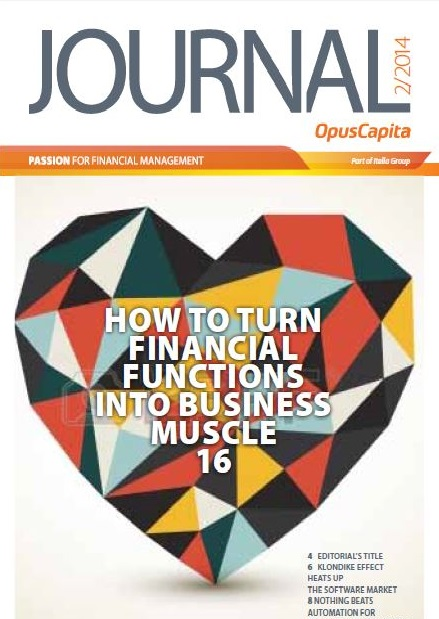 The new OpusCapita Journal is here