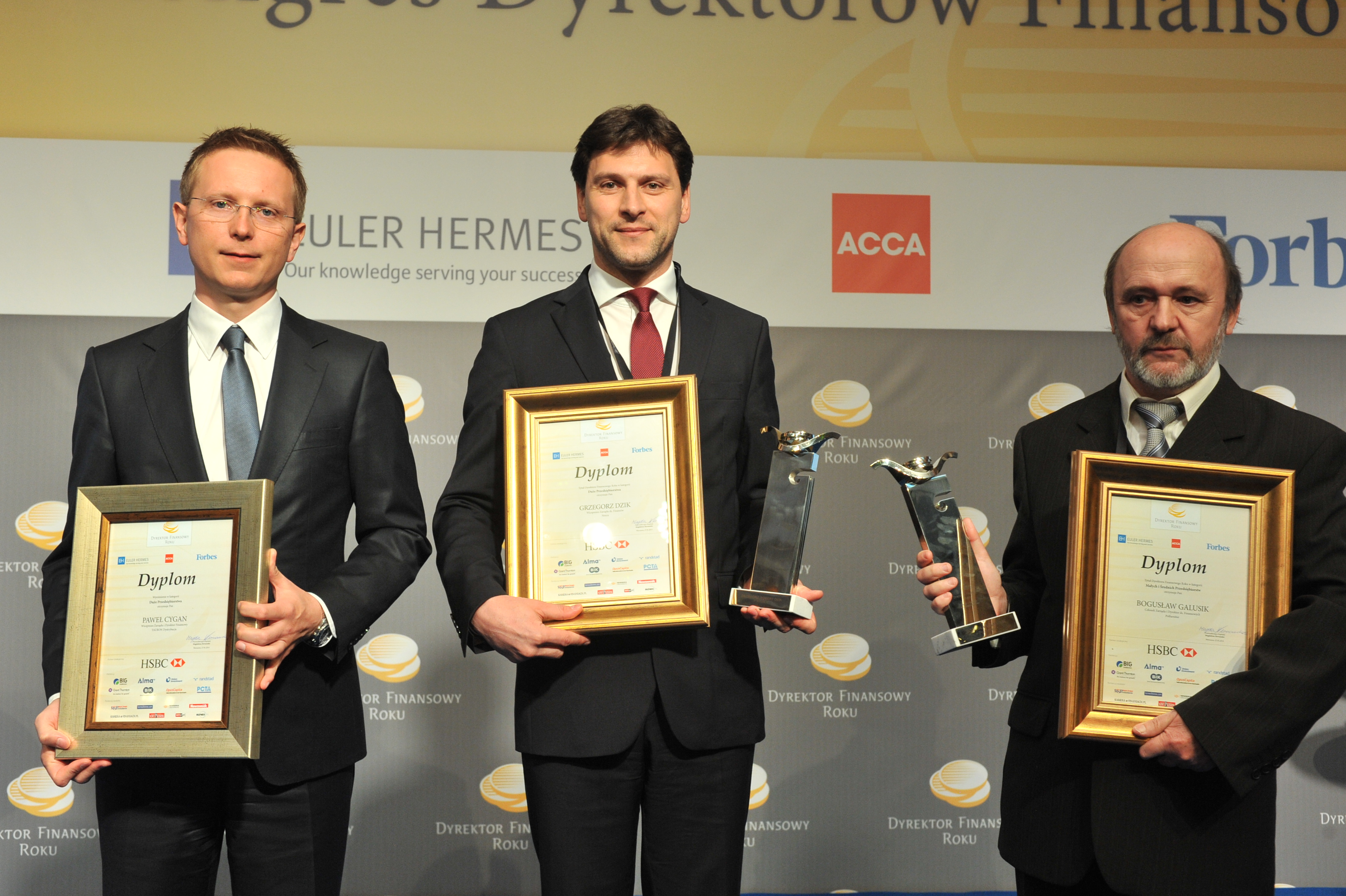 CFOs of The Year come from Neuca and Polfurnitur